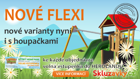 Nové sestavy HEROLD Flexi. Viděli jste je už?